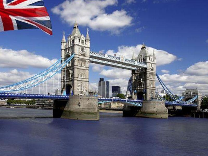 Le Tower Bridge à Londres en Angleterre