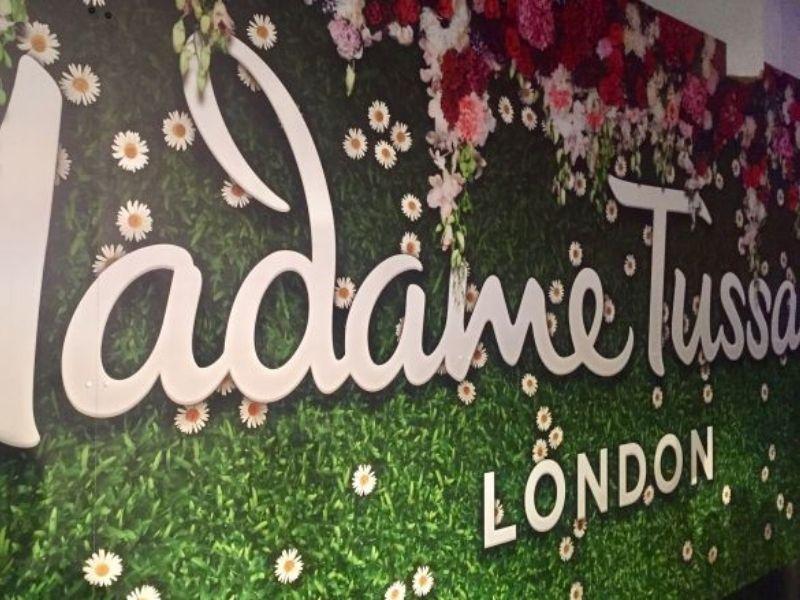 Visite du musée de Madame Tussaud à Londres durant le séjour linguistique pour adolescents