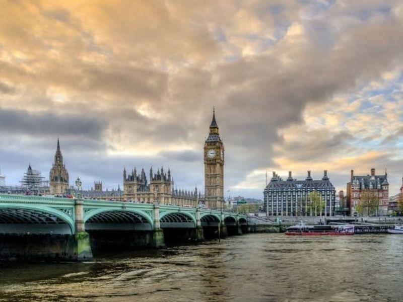 Ville de Londres durant le séjour linguistique pour adolescents