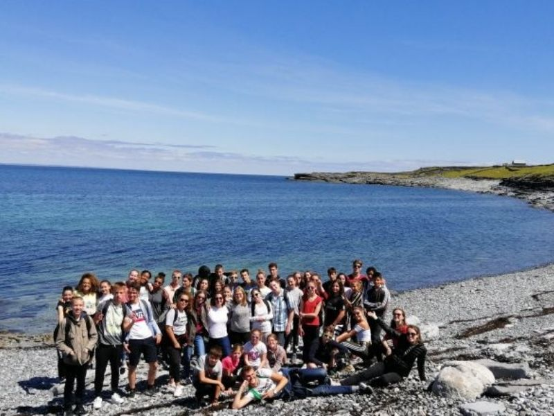 Colonie de vacances linguistique en Irlande
