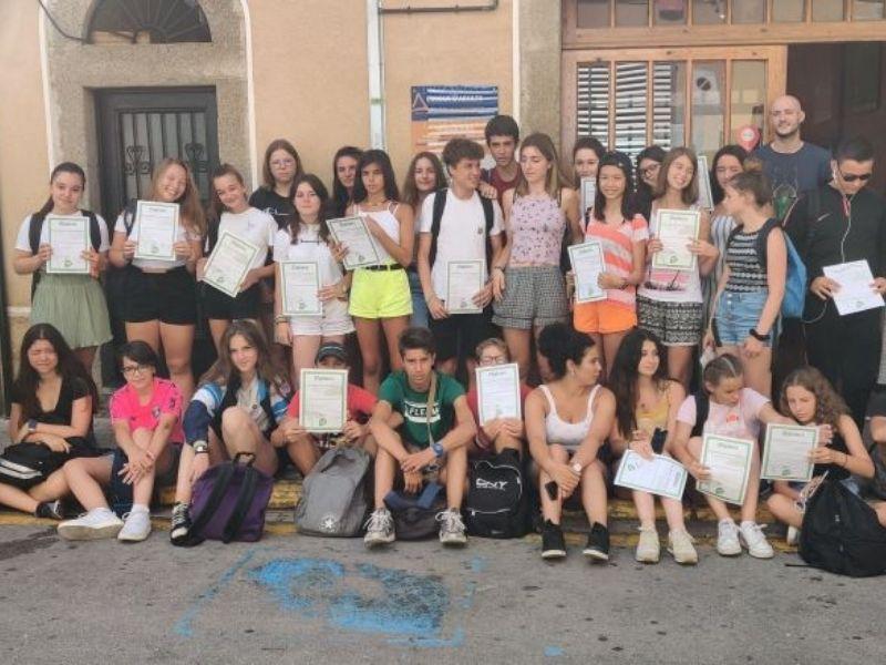 Colonie de vacances linguistique en Espagne