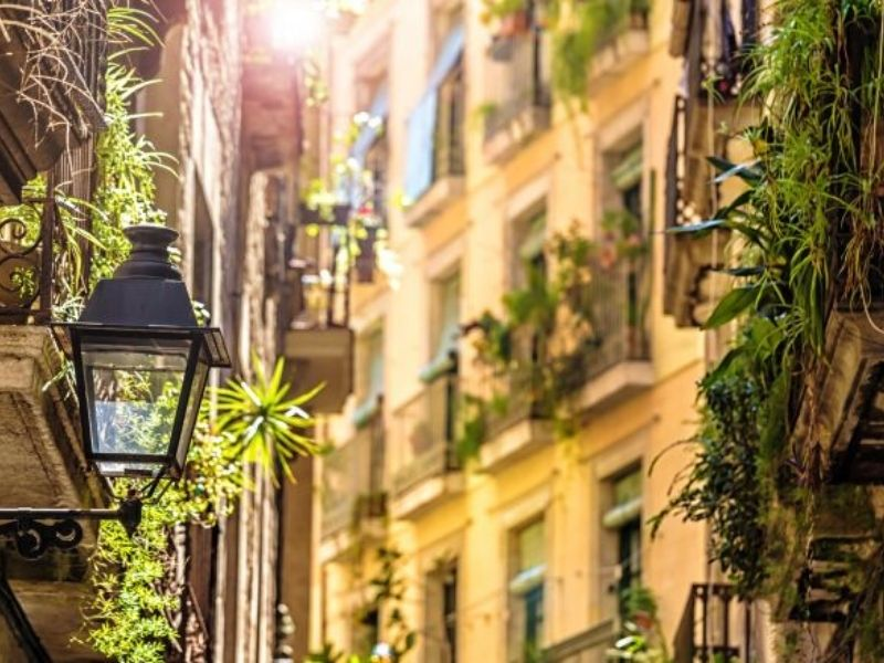 Visite de la ville de Barcelone en séjour linguistique en Espagne