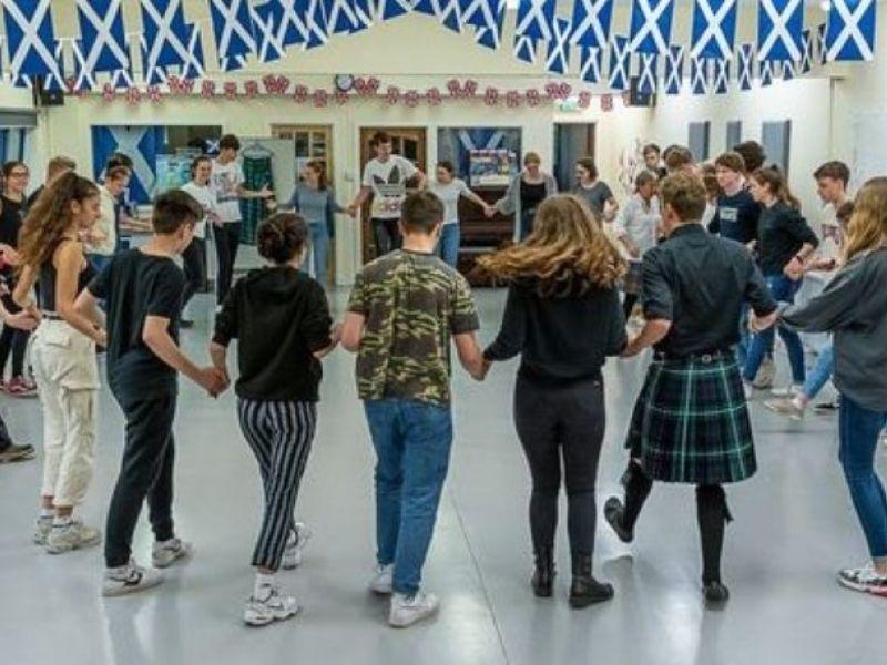 Découvertes des danses traditionnelles écossaises en séjour linguistique en Ecosse