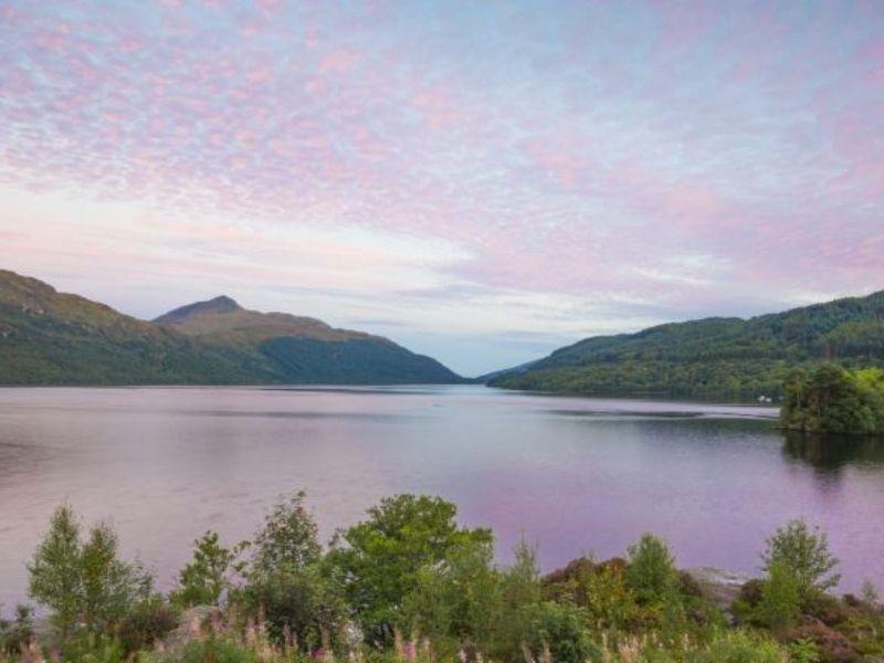 Visite des Lacs du Loch Ness en séjour linguistique en Ecosse pour adolescent