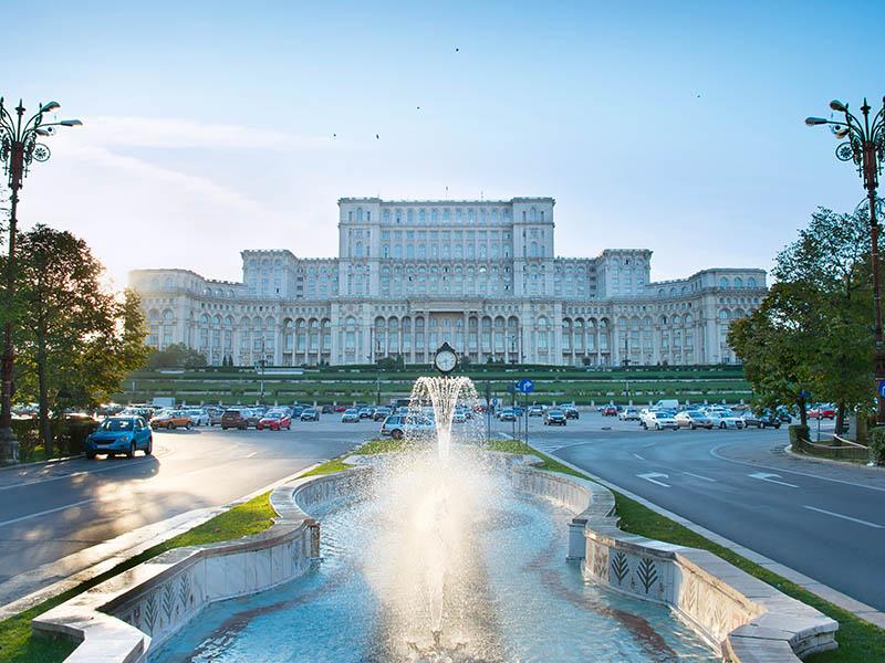 Photographie du parlement de budapest en Hongrie en colonie de vacances