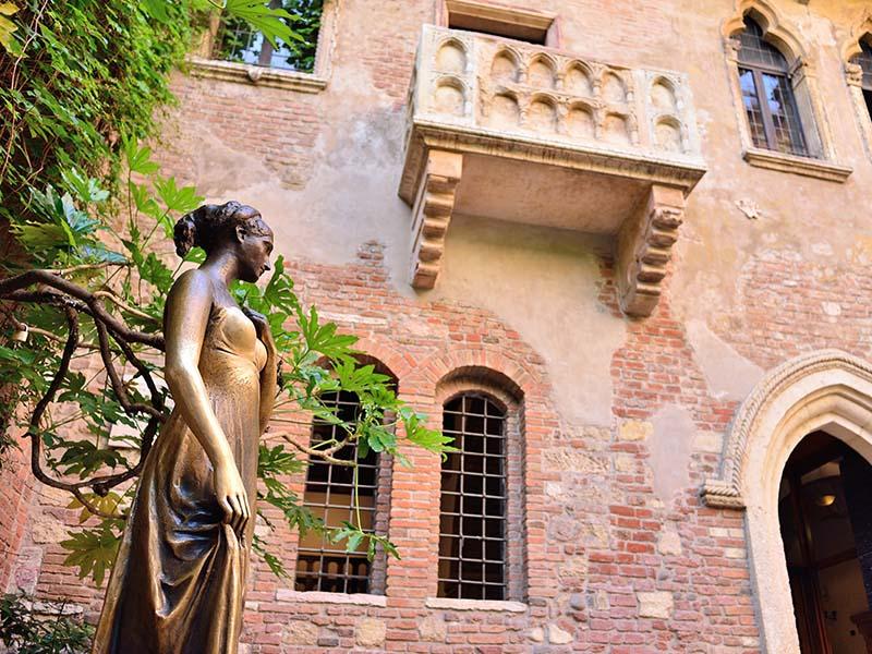 Maison de Juliette cet été en colonie de vacances en Italie