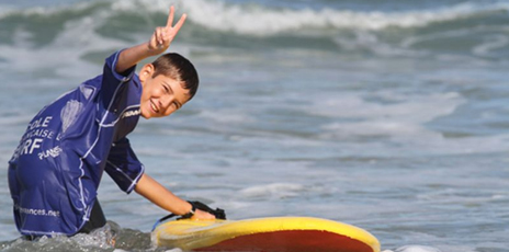 Kids Camp Surf