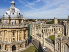 Oxford la studieuse
