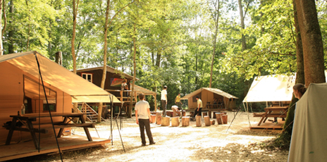 Camp lodges