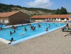 Final-Camp dans le Verdon