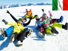 Ski & Surf à l'italienne