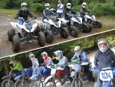 Quad et Cross Ados en Auvergne