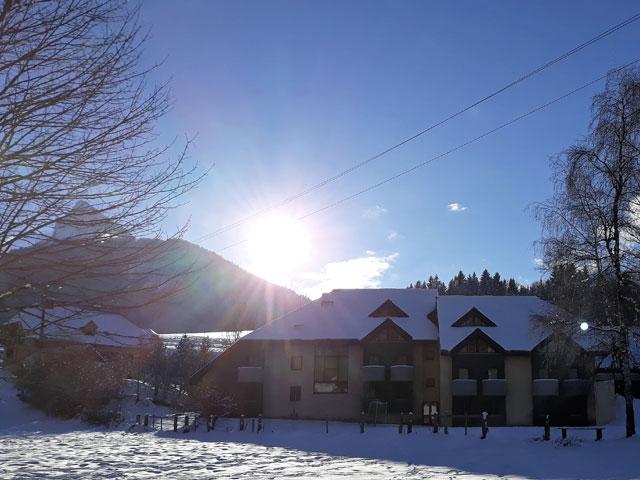 Centre de colonies de vacances d'hiver
