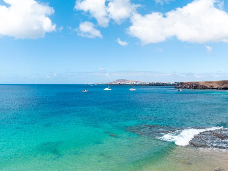 Plages de Fuerteventura en colonie de vacances ados