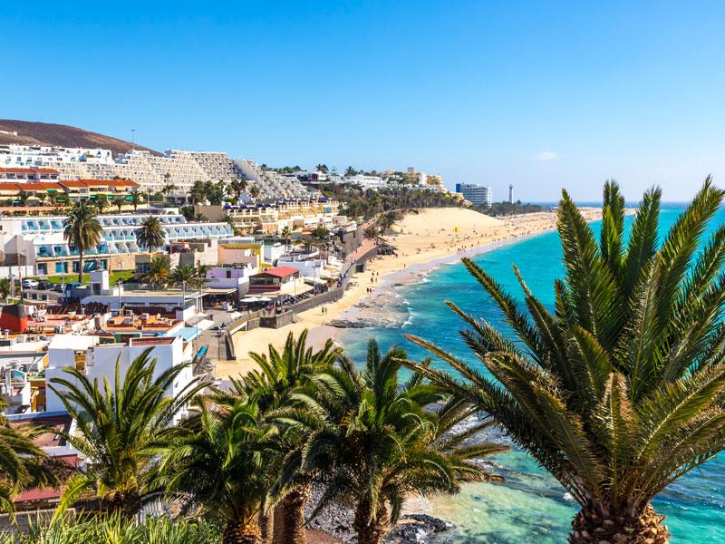 Partir en colonie de vacances en bord de mer aux Canaries