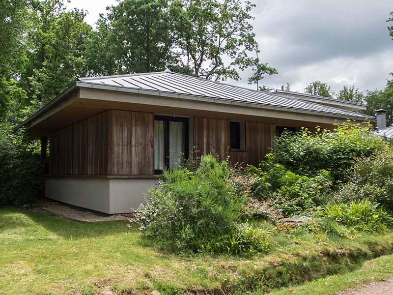 Hébergement de colonie de vacances en cottage à Center parcs