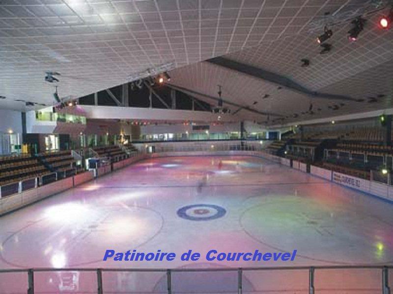 Patinoire de Courchevel
