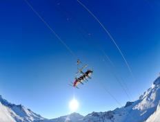 Ski, Surf & Sun à Courchevel