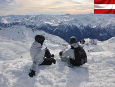 Glisse en Autriche