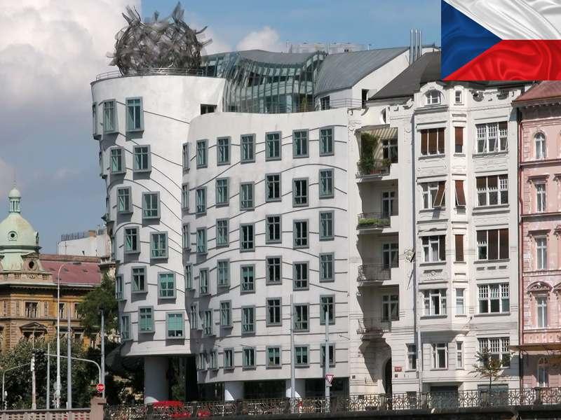 Maison qui danse de Prague