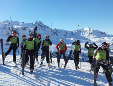 Ski, Surf à Courchevel