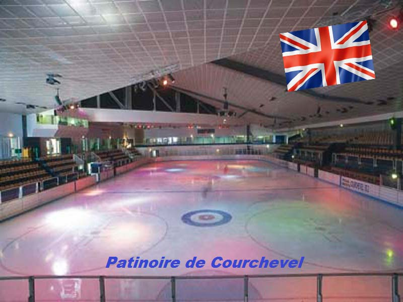Patinoire de Courchevel