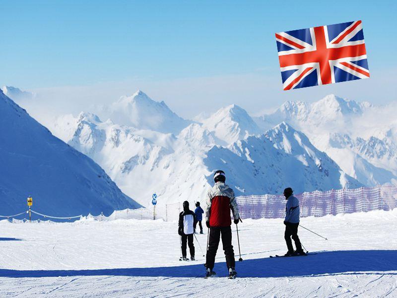 Apprendre l'anglais tout en s'amusant au ski