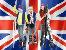 Ski et Anglais