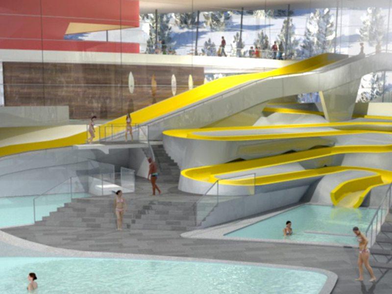 Aquamotion centre nautique
