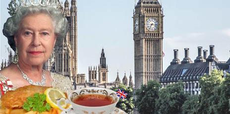 British way of life in London