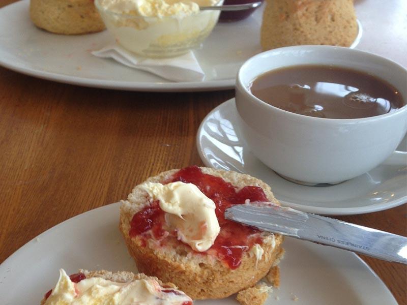 Tea time typiquement anglais