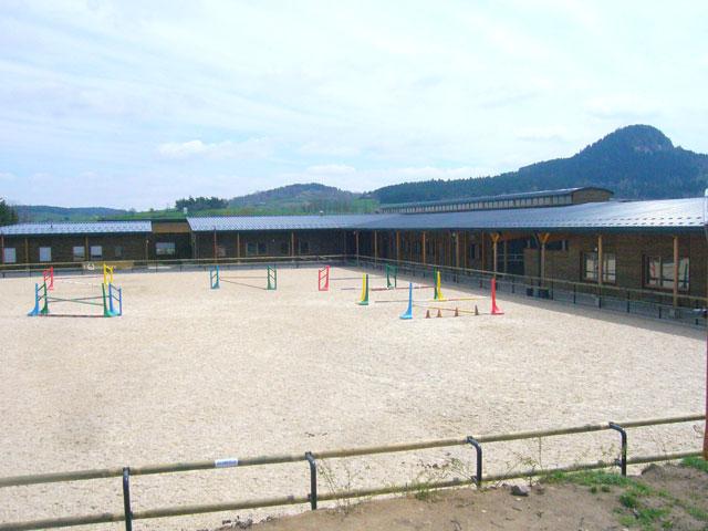 Centre équestre d'Yssingeaux pour enfants et ados