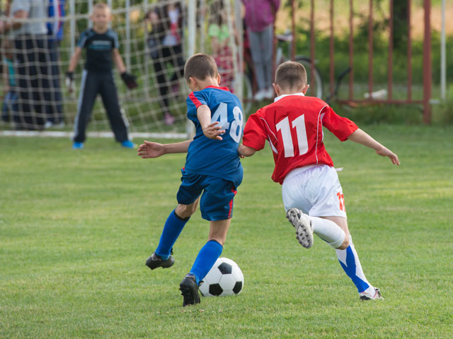 Initiation au football enfants 12 ans