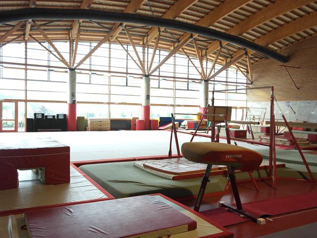 Gymnase du centre de stages sportifs Yssingeaux