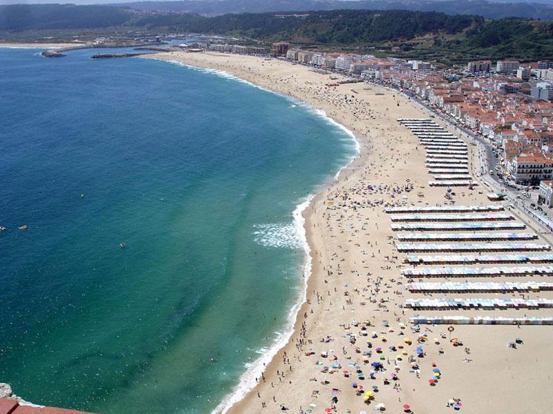 Plages du Portugal en colonie de vacances