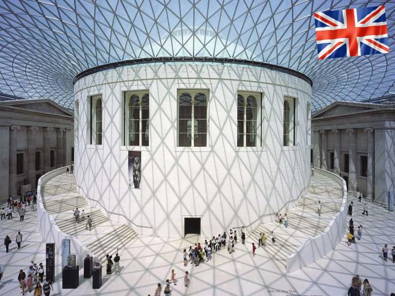 British museum en colonie de vacances cet automne à Londres