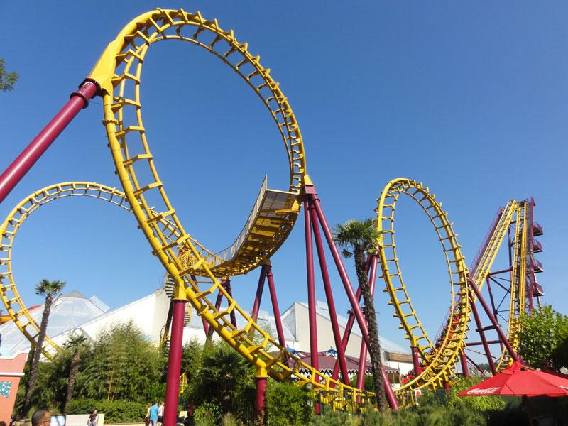 Parc d'attraction belge