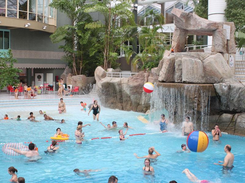 Piscine Aquapark