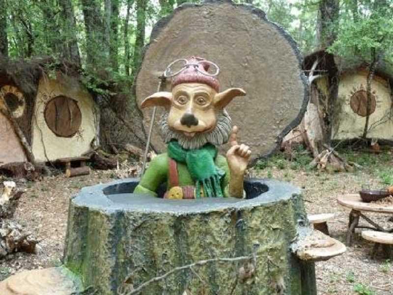 Elfes de la forêt enchantée à Défi'planet cet automne