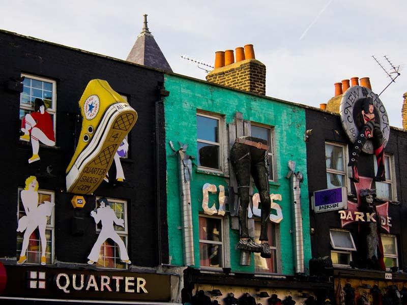facades de camden town en colo