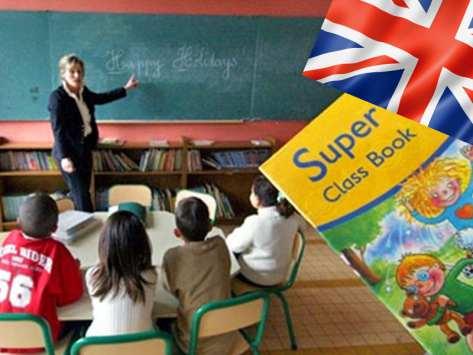 initiation Anglais en primaire