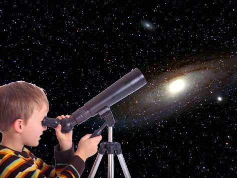 Classe découverte astronomie