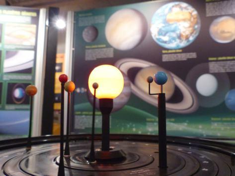 Classe de découverte astronomie
