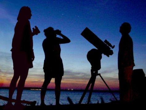 Classe découvertes astronomie