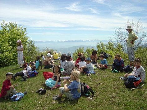 classe découverte activités Nature