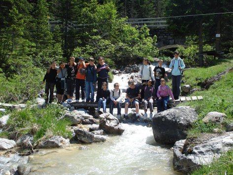 séjour adolescents aventure Nature