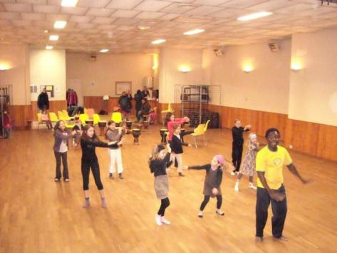 Séjour Danse Africaine