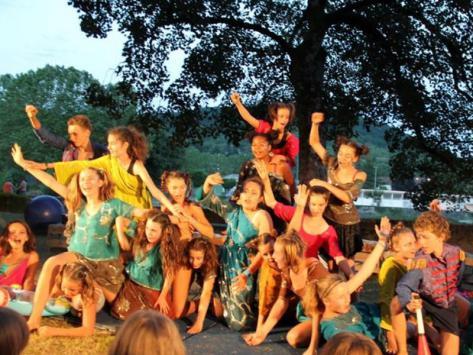 Classe découverte danse africaine