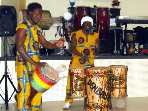 Stage danse Africaine pour enfants