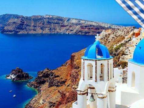 Voyage scolaire en Grèce